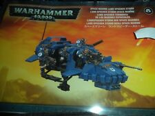 Space Marine Land Speeder Storm - Warhammer 40k 40,000 Games Workshop Model New!