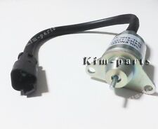 New Fuel Shut Off Solenoid for Yanmar Engine Thermo King TK 41-6383