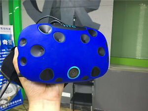 SILICONE CASE COVER SHELL FOR HTC VIVE CONTROLLER VR GLASSES PROTECTIVE CASE