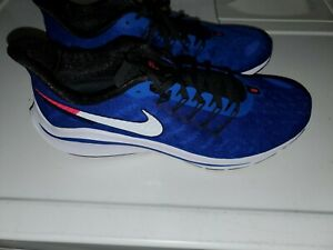 Nike Air Zoom Vomero 14 Men's Running Training Athletic Shoes Blue  11.5 NEW