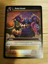 Wow Loot Card, Unscratched, Paint Bomb, english