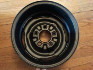 1967 68 1969 Oldsmobile Pontiac Steel Wheel 14 X 6 JK Rim Original GM Full Size