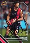✺Signed✺ 2011 ESSENDON BOMBERS AFL Card PATRICK RYDER