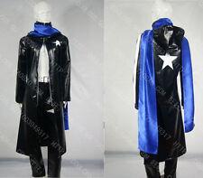 Black Rock Shooter KAITO cosplay costume Custom Size men sex reversal Halloween