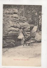 High Rocks Tunbridge Wells Kent 1909 Postcard 638b