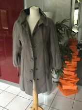Trench imper ONE STEP Taille 36 taupe bon état