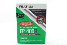 Unused in Box 🌟 Fujifilm FP-400B Instant Film for Polaroid Film Camera f Japan