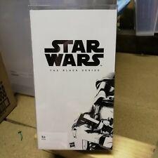 Star Wars Black Series SDCC Exclusive First Order Trooper