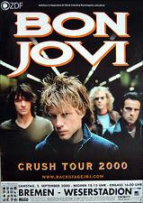 Original-Tourposter BON JOVI, 2000