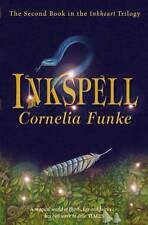 Inkspell (Inkheart Trilogy), Cornelia Funke | Paperback Book | Acceptable | 9781