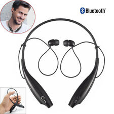Noise Cancelling Bluetooth Headphones Neckband Earpiece For Samsung S8 S9 Note 8