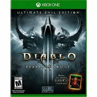Diablo III Ultimate Evil Edition for Xbox One - Dungeon Crawler Action RPG Game