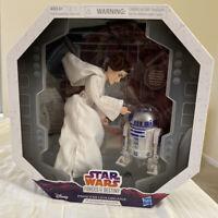 Hasbro HSC2945 Forces of Destiny Princess Leia Organa Platinum Edition Star Wars