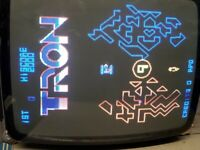 WORKING  Tron Video generater Only Bally Midway  ARCADE game PCB board  C180