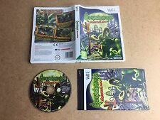 Goosebumps Horrorland - Nintendo Wii TESTED/WORKING UK PAL