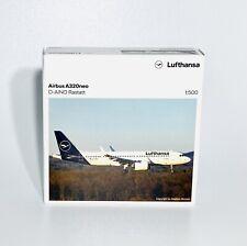 "NEW Herpa Wings 1:500 533386 Lufthansa A320neo D-AINO ""Rastatt"""