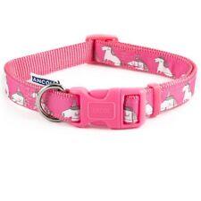 Fashion Nylon Adjustable Collar Unicorn 30-50cm Sz2-5