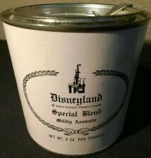 disneyland tobacco tin