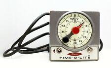 Vintage Master Time-O-Lite M-59 Darkroom Safelight Enlarger