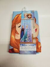Disney Frozen Shower Curtain NEW