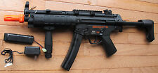 JG Metal MP5 Navy Seal Airsoft Electric Gun Shoot At 410 FPS with 0.2G BB