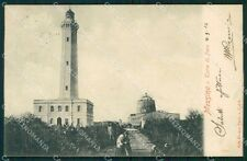Messina città torre del faro postcard cartolina KF3425