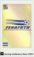 #20 Honduras Logo 2010 Panini World Cup Soccer Trading Card
