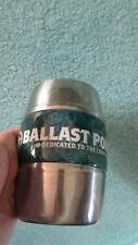 Rare Ballast Point Dedicated To The Craft Stainless Steel Mug Glass Barrel Shape