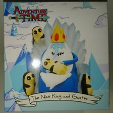 Adventure time The nice king and gunter figure