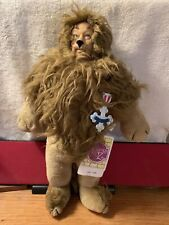 """Vintage 1988 Wizard Of Oz """"Cowardly Lion"""" by Hamilton Gifts Large Doll"""
