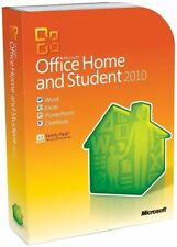 Microsoft Office Home and Student 2010,,Sealed Retail Box,3 install New Box!