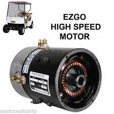 EZGO 36 volt SERIES Golf Cart High Speed Motor (up to 23MPH)