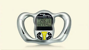 Brand New Handheld Electronic Body Fat Instrument Fat Scales Measure Fat Meter