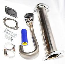 fits Ford 03-07 F-250 F350 F450 F550 6.0L Diesel EGR Bypass & Delete kit
