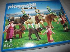 playmobil nr 5425 koeien-boerderij nieuw/neu/new