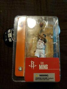 McFarlane's Sportspicks Yao Ming Houston Rockets 9in. Figure Series 5 NEW 2003