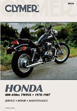 CLYMER REPAIR MANUAL Fits: Honda CB450SC Nighthawk,CM450A Hondamatic,CM450E,CB45
