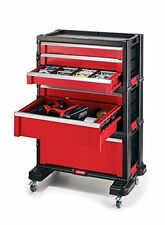 KETER PORTABLE TOOLBOX with 6 drawers