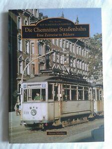 Auf Schienen unterwegs - Die Chemnitzer Straßenbahn, Bildband 2011