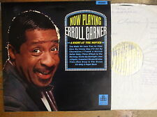 C 8004: Errol Garner - A Night at The Movies - 1965 LP