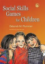 Social Skills Games for Children by Deborah M. Plummer (2008, Paperback)