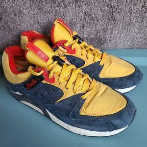 Saucony Mens Sneakers Size 12 Packer x Just Blaze x Grid 9000 Snow Beach Blue