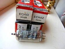 ECH42 RSD  New Old Stock Valve Tube S15