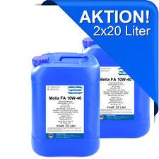 2x20l LMFA 10W40 Motoröl für LKW und Busse Motoröl für API SL 40 Liter