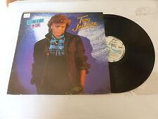 TROY JOHNSON - Getting a grip on love - Scarce 1986  German 9-track vinyl LP