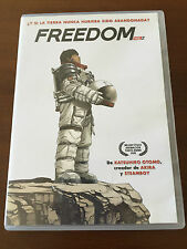 FREEDOM VOLUMEN 2 - CAPITULOS 5 A 7 - EDICION 1 DVD - 95 MIN - SELECTA VISION
