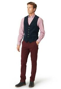 Brook Taverner Faldo Casual Cord Waistcoat