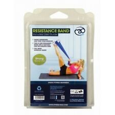 Fitness-Mad Latex Resistance Bands for Training Pilates inc Workout Guide
