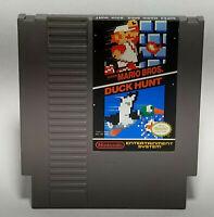 Super Mario Bros./Duck Hunt (Nintendo NES, 1988) Gold Seal Variant 3 Screw