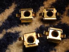 4X   FORD FORD CORTINA MK5 ARMREST  RETAINING CAPTIVE NUTS NEW OLD STOCK